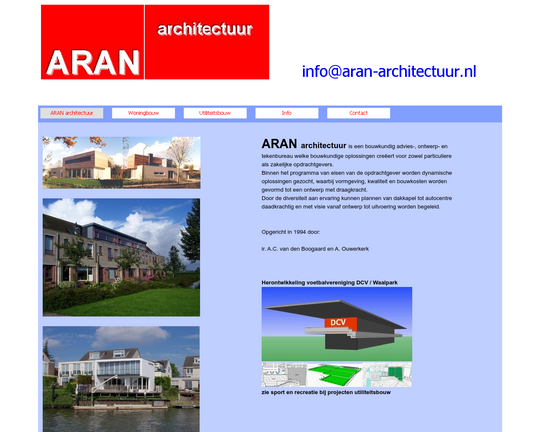 ARAN architectuur en bouwmanagement Logo